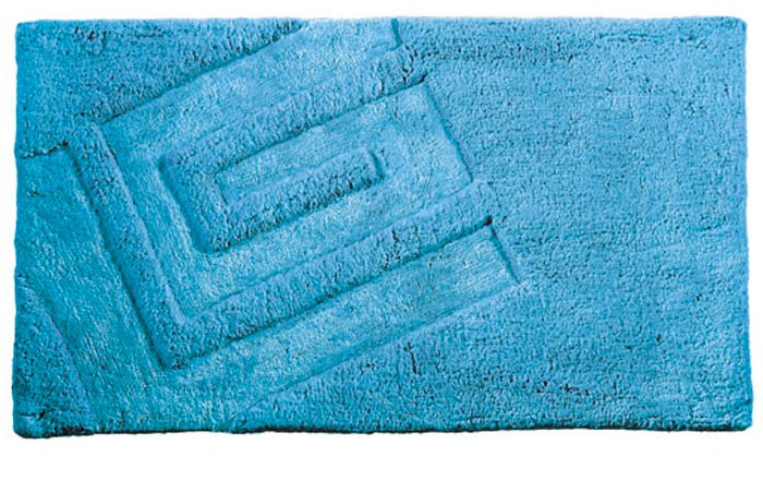 Πατάκι Μπάνιου (70x120) Guy Laroche Trivia Turquoise
