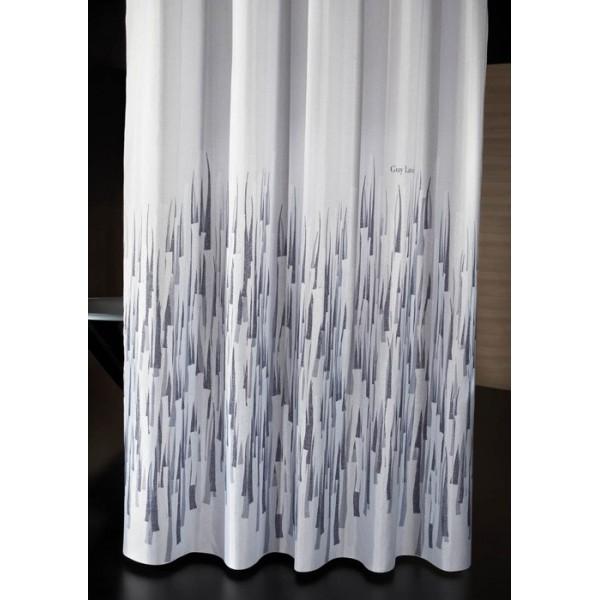 Κουρτίνα Μπάνιου (180x185) Guy Laroche Fiesta Smoke