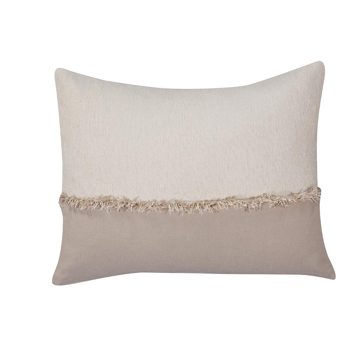 Διακοσμητικό Μαξιλάρι (40×55) Nef-Nef Nature Ecru/Linen
