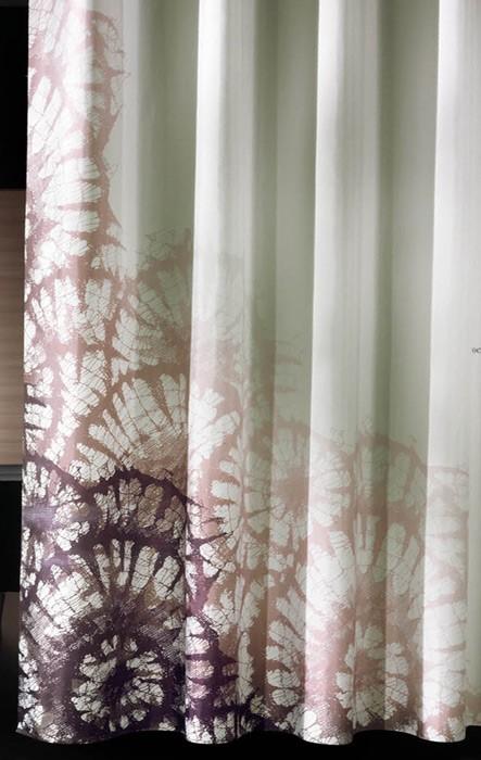 Κουρτίνα Μπάνιου Υφασμάτινη Guy Laroche Theatro Dusty Pink 240×1