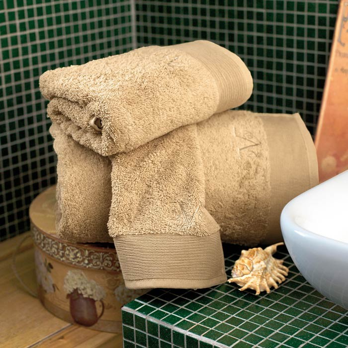 Πετσέτα Σώματος (100x150) V19.69 Elegante Caramello Beige