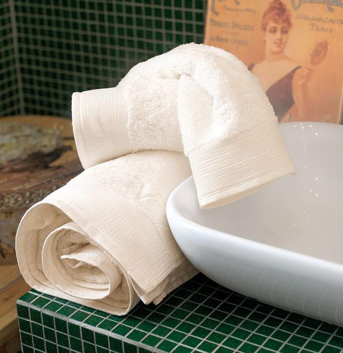 Πετσέτα Προσώπου (50×100) V19.69 Elegante Vaniglia Cream