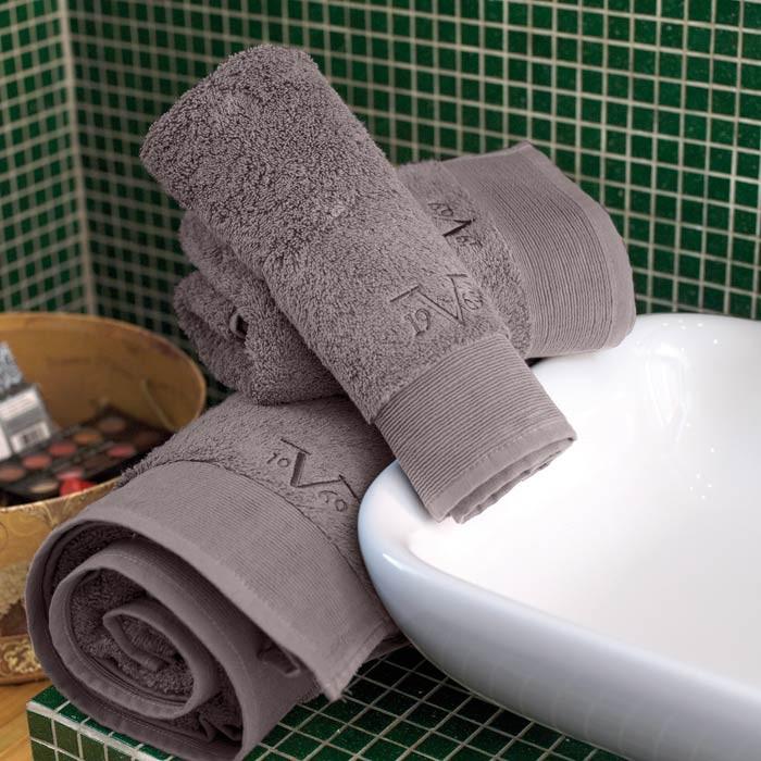 Πετσέτα Σώματος (100x150) V19.69 Elegante Grigio Grey