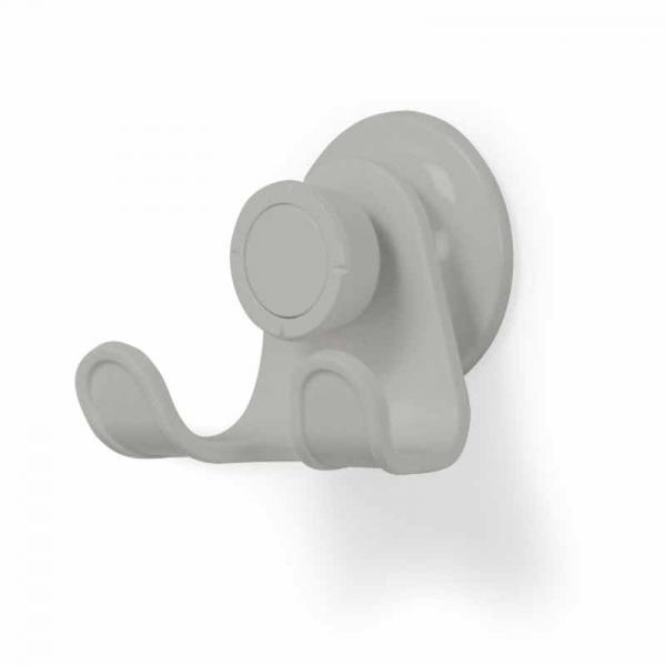 Κρεμαστράκι Βεντούζα Umbra Flex Grey 1004434-918