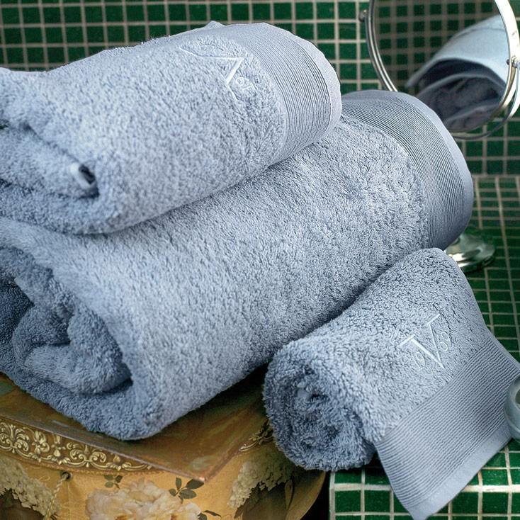 Πετσέτα Χεριών (40x60) V19.69 Elegante Mirtillo Blue