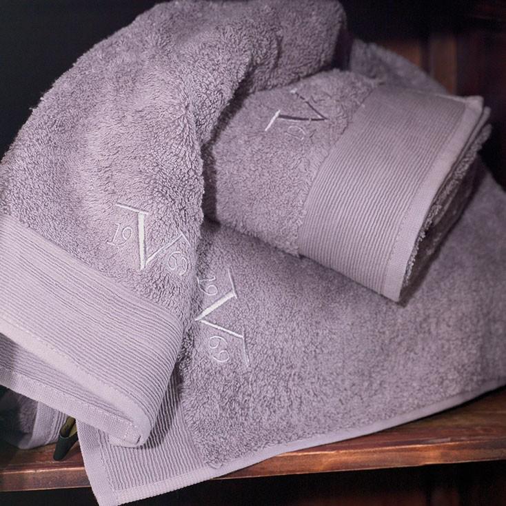 Πετσέτα Χεριών (40x60) V19.69 Elegante Glicine Lilac