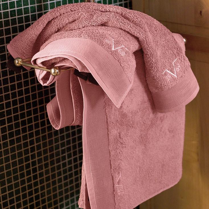 Πετσέτα Προσώπου(50x100)V19.69 Elegante Mella Dusty Pink