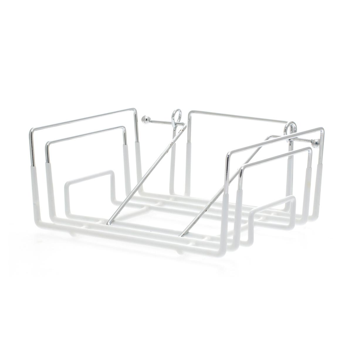 Χαρτοπετσετοθήκη Άννα Λύση No240 Λευκό 2345/45