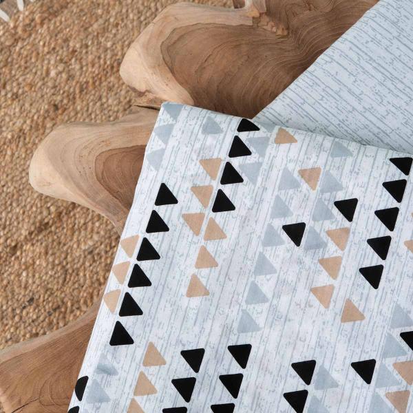 Σεντόνια Υπέρδιπλα (Σετ) Palamaiki Fashion FL6124