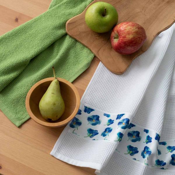 Πετσέτες Κουζίνας (Σετ 2τμχ) Palamaiki Citron