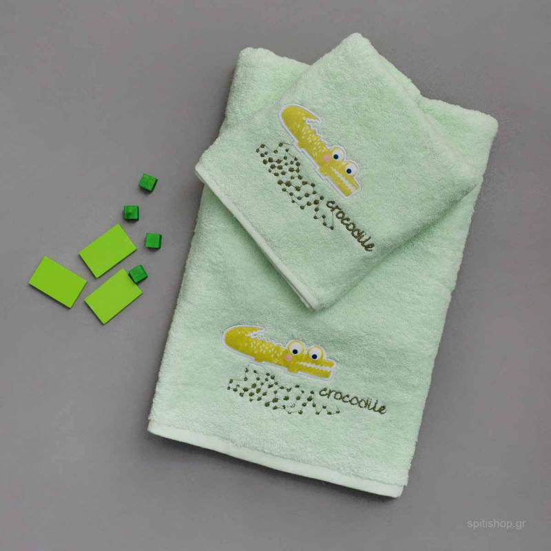 Παιδικές Πετσέτες (Σετ 2τμχ) Palamaiki Ben