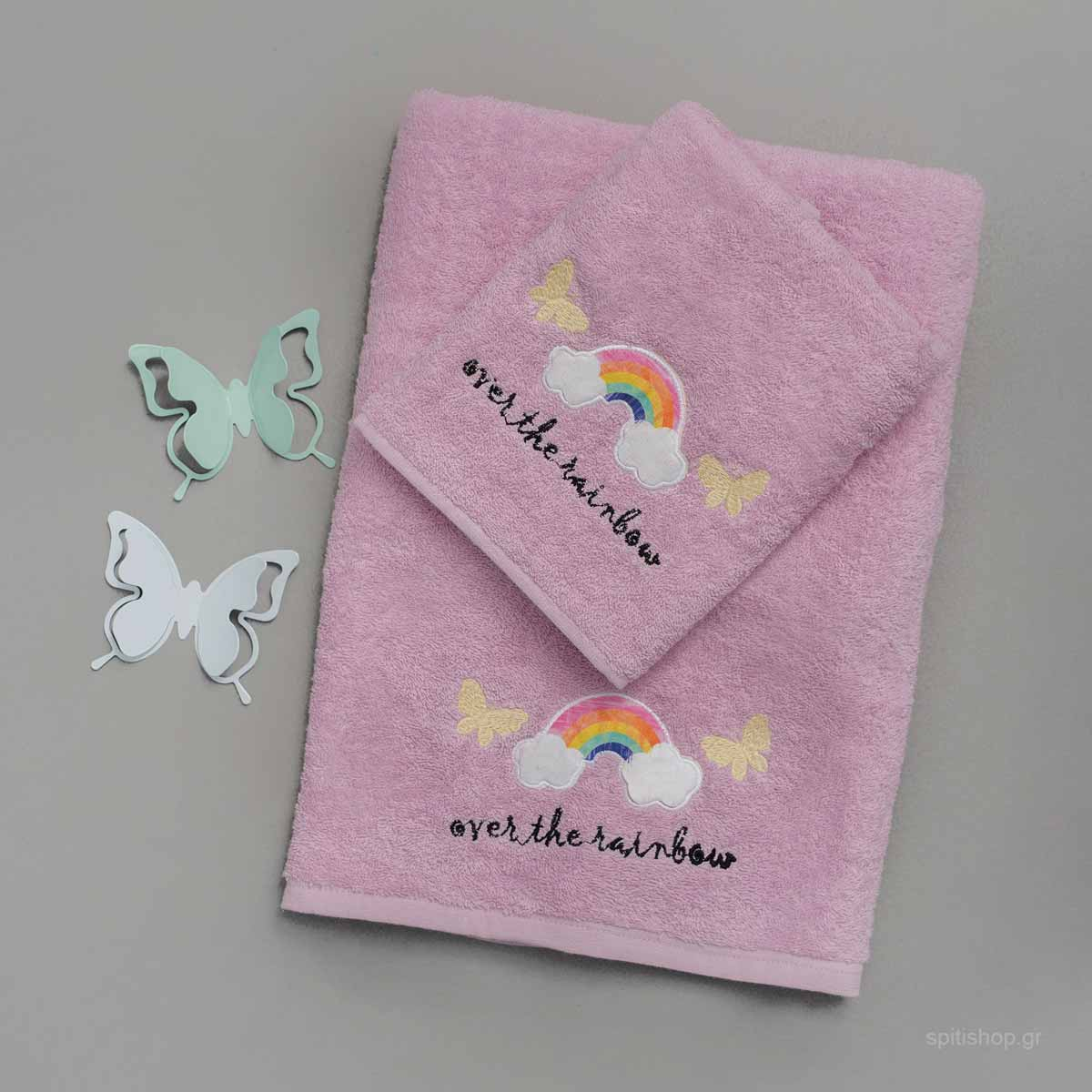 Παιδικές Πετσέτες (Σετ 2τμχ) Palamaiki Lando