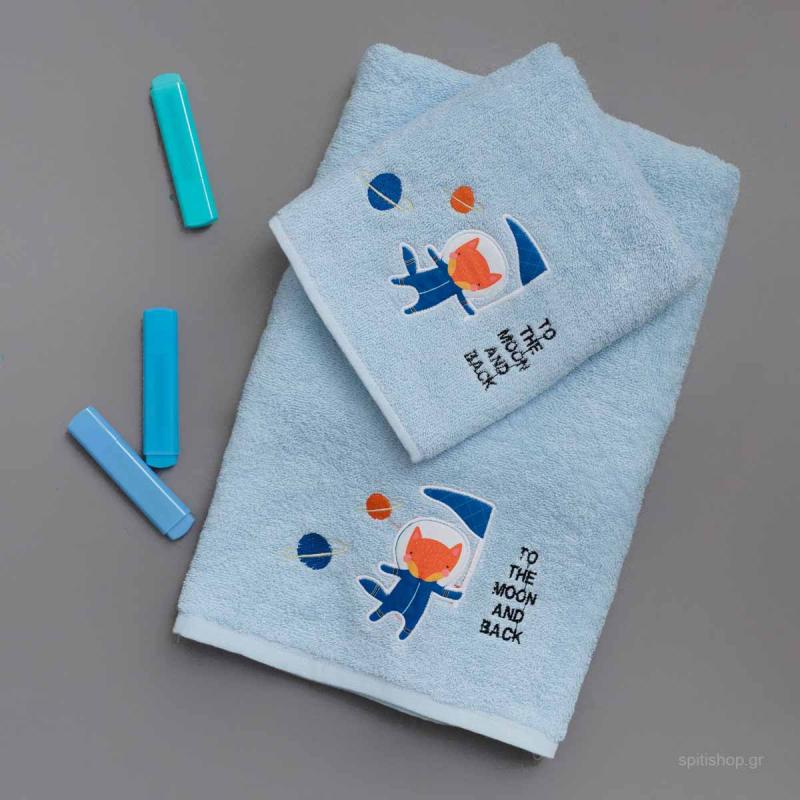 Παιδικές Πετσέτες (Σετ 2τμχ) Palamaiki Mars
