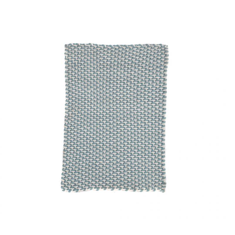 Πατάκι (60x90) Royal Carpets Duppis OD-2 White Blue