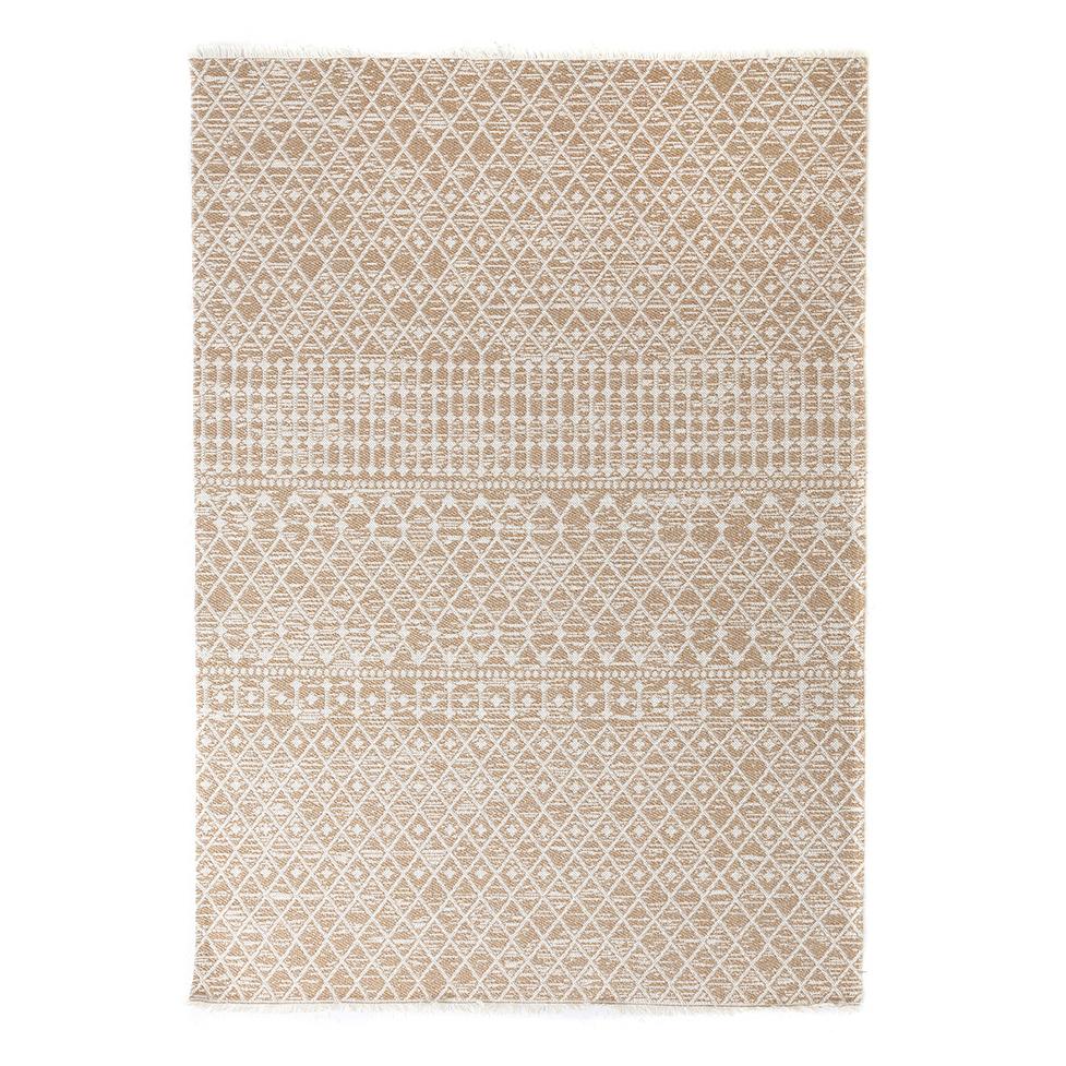 Χαλί All Season (127×190) Royal Carpets Casa Cotton 22090 Yellow