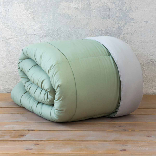 Πάπλωμα Μονό 2 Όψεων Nima Bed Linen Abalone AW2021