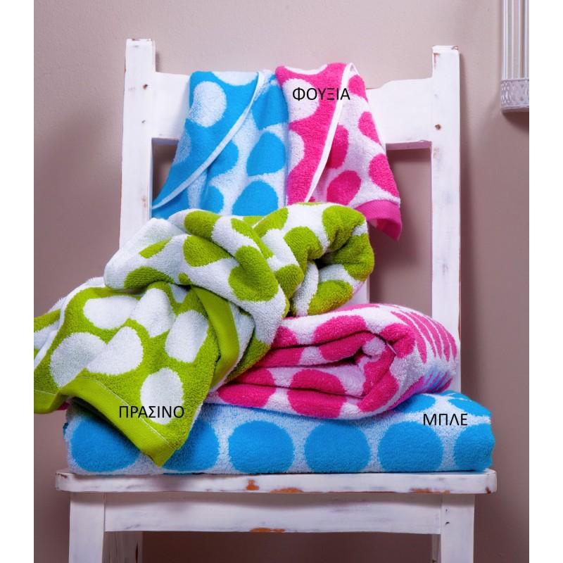 Πετσέτα Προσώπου (50x100) Palamaiki Towels PT138
