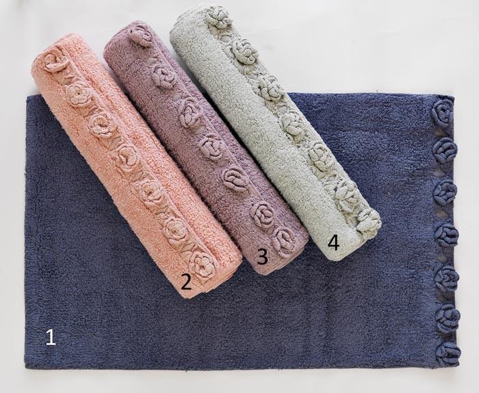 Πατάκι Μπάνιου (50×80) Palamaiki Crochet