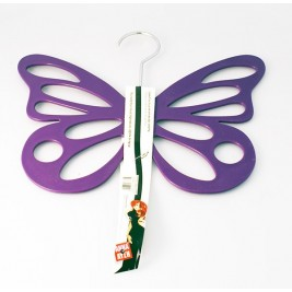 Κρεμάστρα Πεταλούδα Για Φουλάρια Άννα Λύση Purple