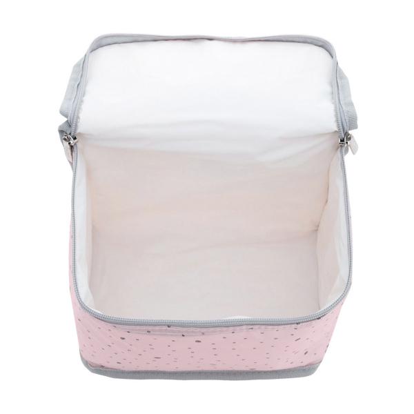 Ισοθερμική Τσάντα Φαγητού My Bag's Leaf Pink