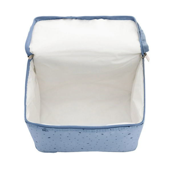 Ισοθερμική Τσάντα Φαγητού My Bag's Leaf Petrol