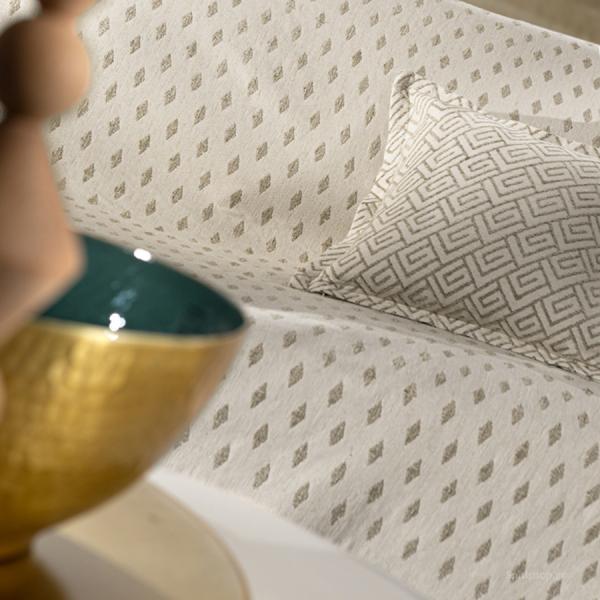 Ριχτάρι Τριθέσιου (180x300) Guy Laroche Diamond Linen