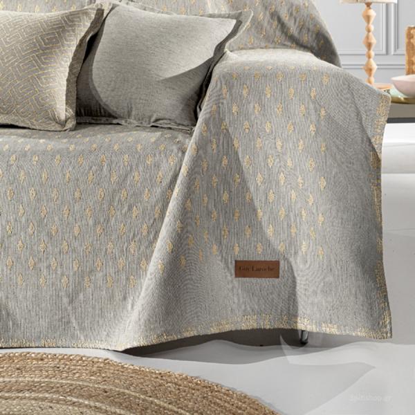Ριχτάρι Τριθέσιου (180x300) Guy Laroche Diamond Golden