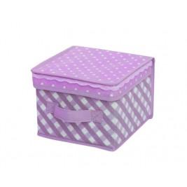 Κουτί Τακτοποίησης 20x20x15 Lucy Lilac