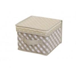 Κουτί Τακτοποίησης 20x20x15 Lucy Beige