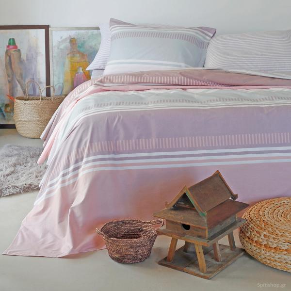 Παπλωματοθήκη Υπέρδιπλη Melinen Ultra Blogger Pink