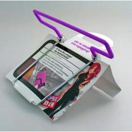 Μεταλλική Θήκη Για Πανάκι Νεροχύτη Άννα Λύση Purple
