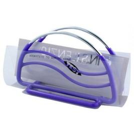 Χαρτοπετσετοθήκη Νο 235 Insilenzio Purple