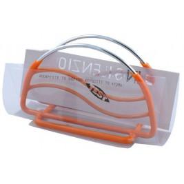Χαρτοπετσετοθήκη Νο 235 Insilenzio Orange