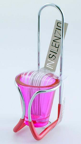 Θήκη για οδοντογλυφίδες Νο 275 Insilenzio Fuchsia