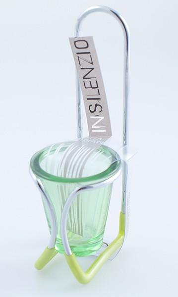 Θήκη για οδοντογλυφίδες Νο 275 Insilenzio Green