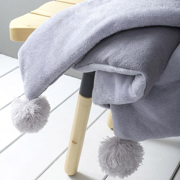 Κουβερτοπάπλωμα Μονό Nima Layers Agile Purple