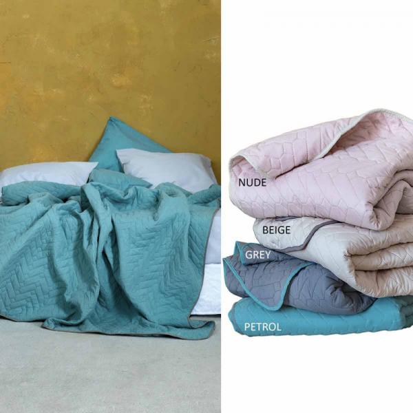 Κουβερλί Υπέρδιπλο Nima Bed Linen Novo