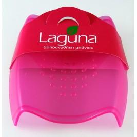 Σαπουνοθήκη Test Laguna Fuchsia