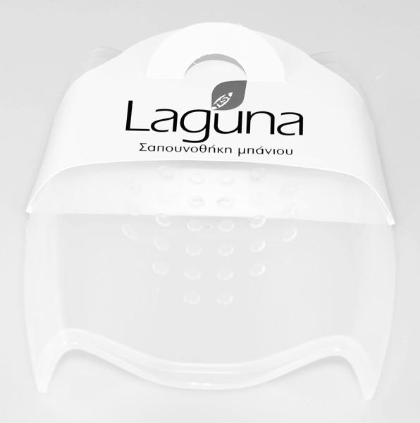 Σαπουνοθήκη Test Laguna White