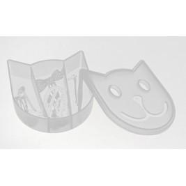 Κουτάκια Τακτοποίησης Άννα Λύση Γατούλα Λευκό