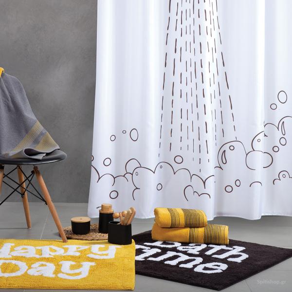 Κουρτίνα Μπάνιου (180x180) Nef-Nef Perfect Shower