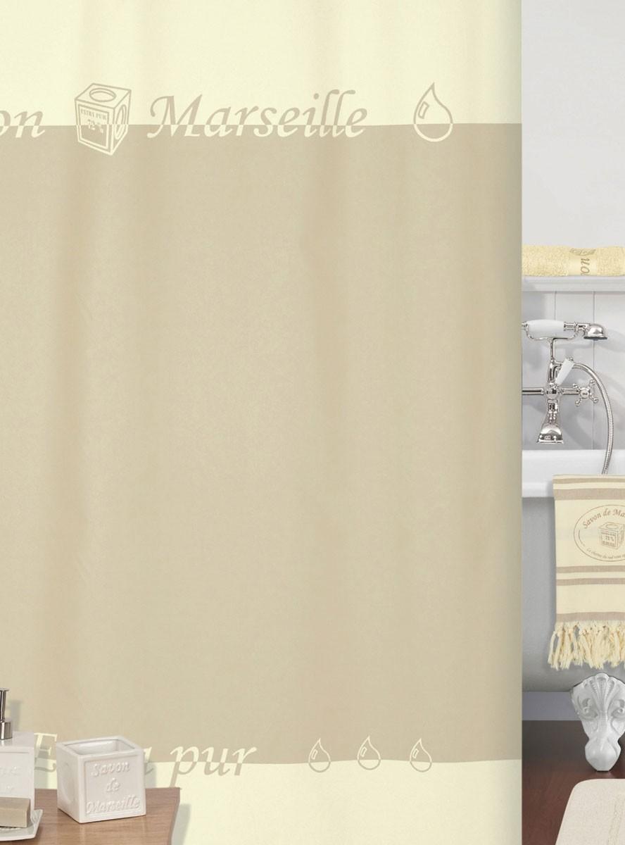 Κουρτίνα Μπάνιου Υφασμάτινη Rainbow Authentique 02418