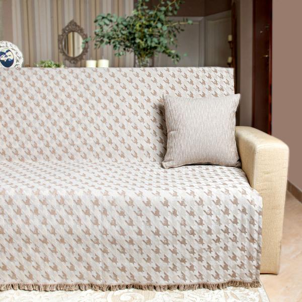Ριχτάρι Τετραθέσιου (180x350) Loom To Room Agnes Beige