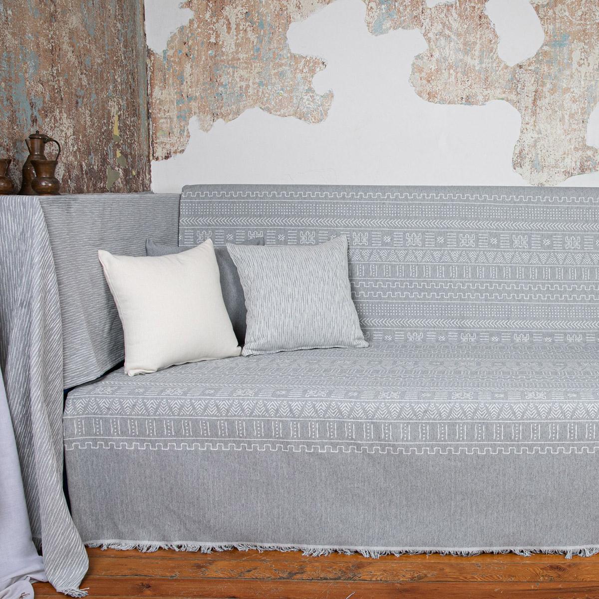 Ριχτάρι Τετραθέσιου (180×350) Loom To Room Kleio Grey