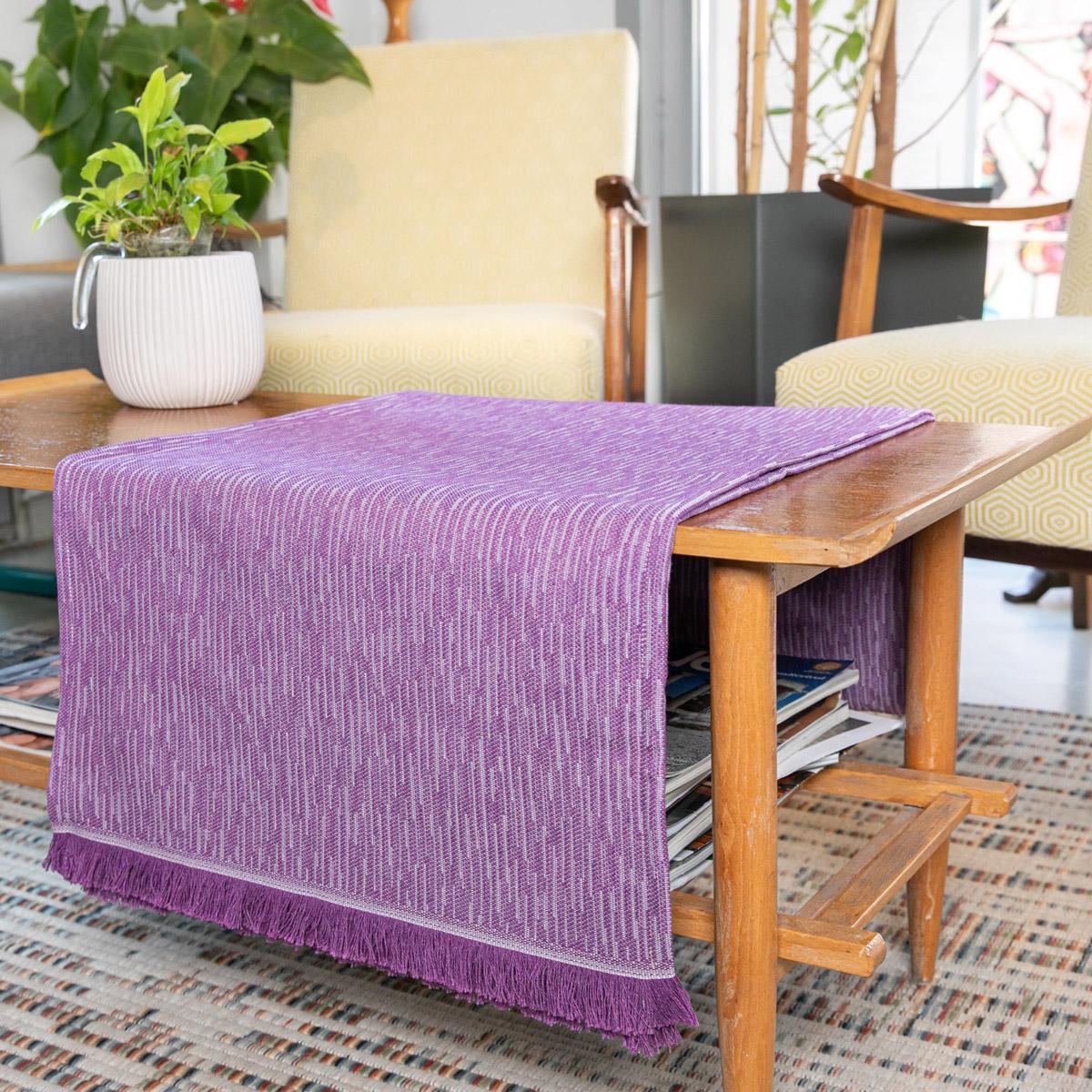 Τραβέρσα Loom To Room Calisto Purple