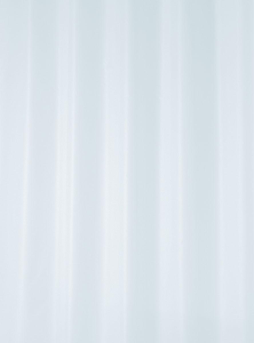 Κουρτίνα Μπάνιου Υφασμάτινη Rainbow Plain 02367 Λευκό