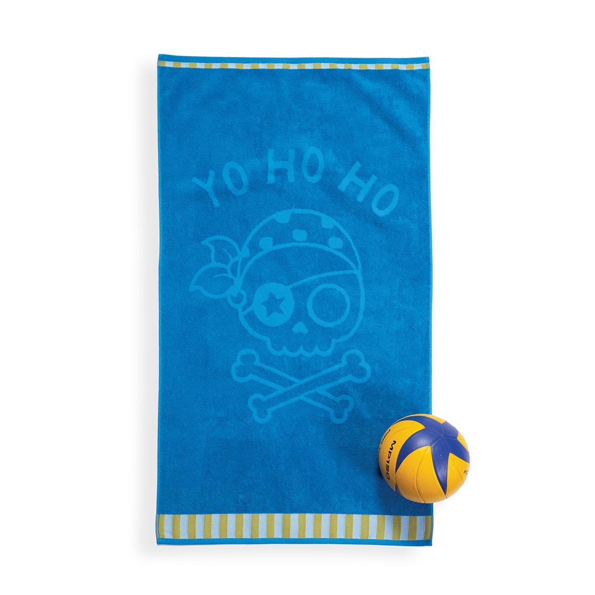 Παιδική Πετσέτα Θαλάσσης Nef-Nef Yo Ho Ho Blue
