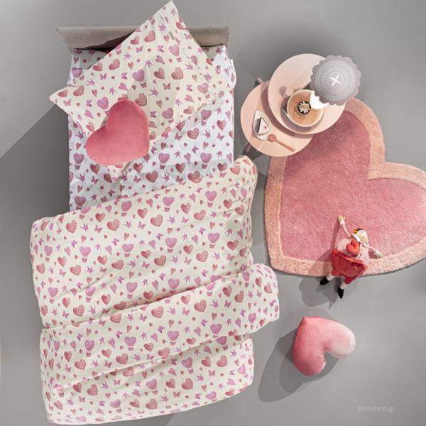 Παπλωματοθήκη Μονή Guy Laroche Sweet Heart