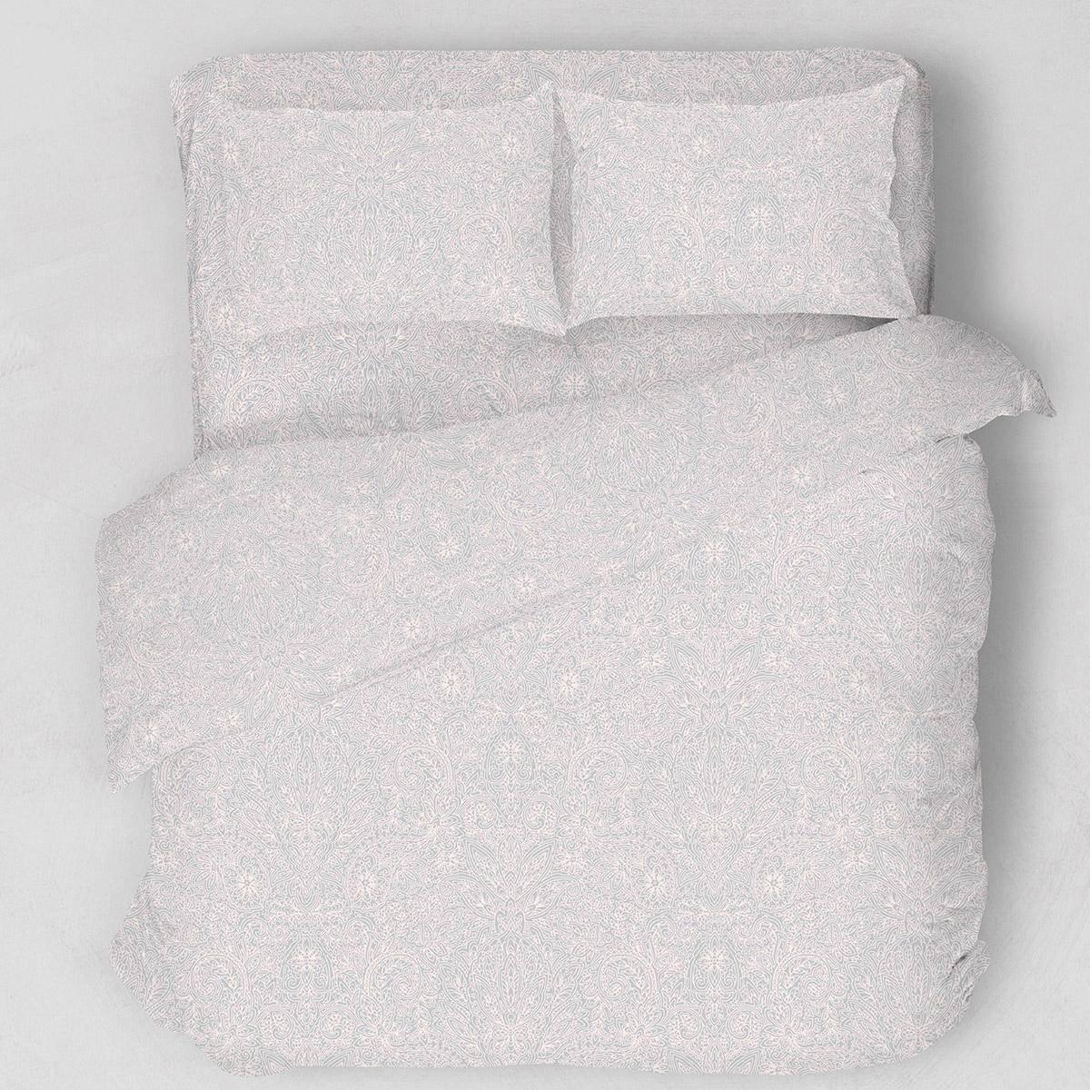 Σεντόνια Υπέρδιπλα (Σετ) Melinen Lahour Grey ΜΕ ΛΑΣΤΙΧΟ 160×200+32 ΜΕ ΛΑΣΤΙΧΟ 160×200+32
