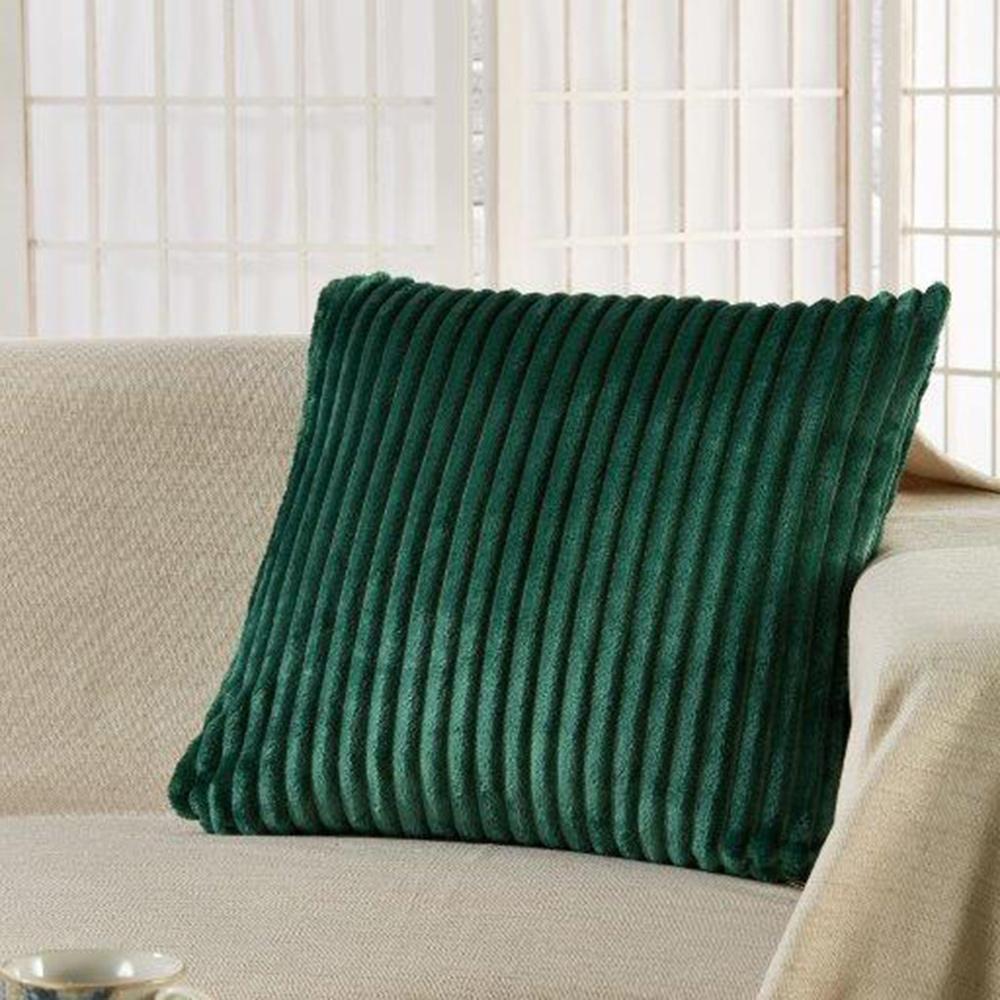 Διακοσμητική Μαξιλαροθήκη (45×45) Whitegg D069/9 Green